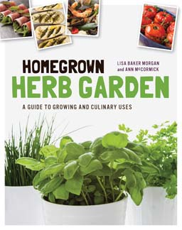 HomegrownHerbGardenCover
